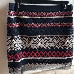Skirt sequence